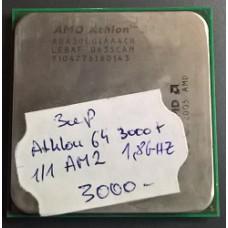 AMD Athlon 64 3000+ 1.80Ghz (Socket AM2) processzor