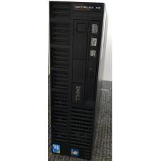 Dell Optiplex XE SFF Core 2 Duo E8400/4GB DDR3/160GB HDD/DVD számítógép