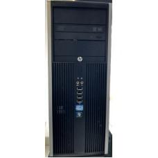 HP Compaq 8100 Elite i5-660/4GB DDR3/250GB HDD/DVD/kártyaolvasó számítógép