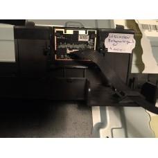 LG 32LH530V bekapcsoló gomb