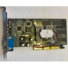 nVidia Geforce 2 MX400 videókártya (AGP)