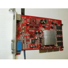 AMD Ati Radeon 7000 videókártya (AGP)