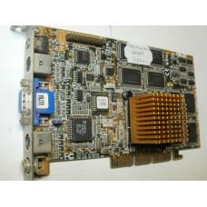 nVidia TNT2 64 MB videókártya (AGP)