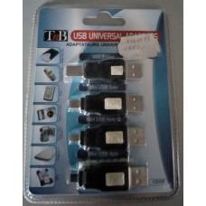 TnB USB Univerzális Adapter